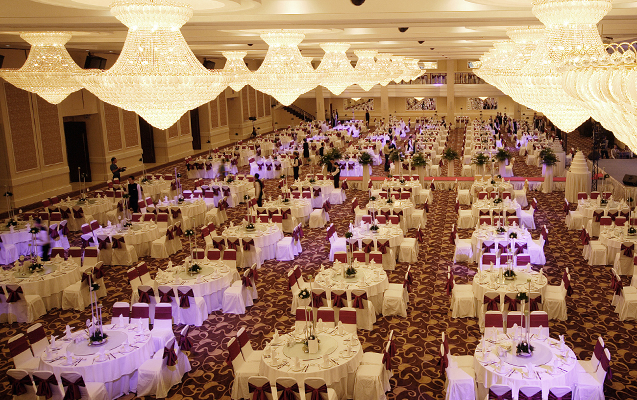 Những lưu ý khi chọn nhà hàng tiệc cưới ở TPHCM